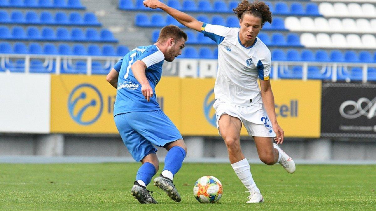 Динамо U-19 на очах у Луческу здобуло другу поспіль перемогу в спарингу – потужний перший тайм з провалом після перерви