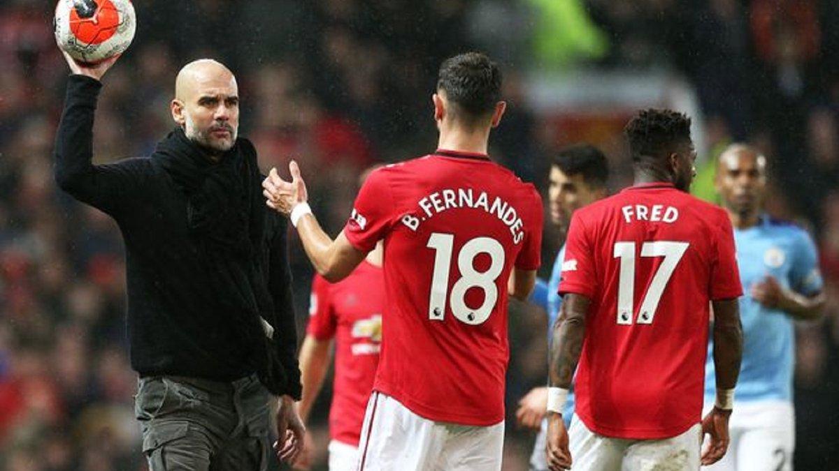 Моурінью потролив Фернандеша – тренера не вражає результативність зірки Манчестер Юнайтед