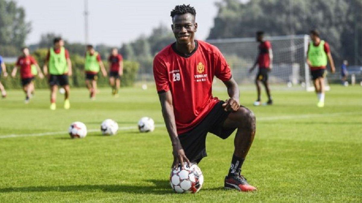 Манчестер Сити подписал юного таланта с чемпионата Бельгии
