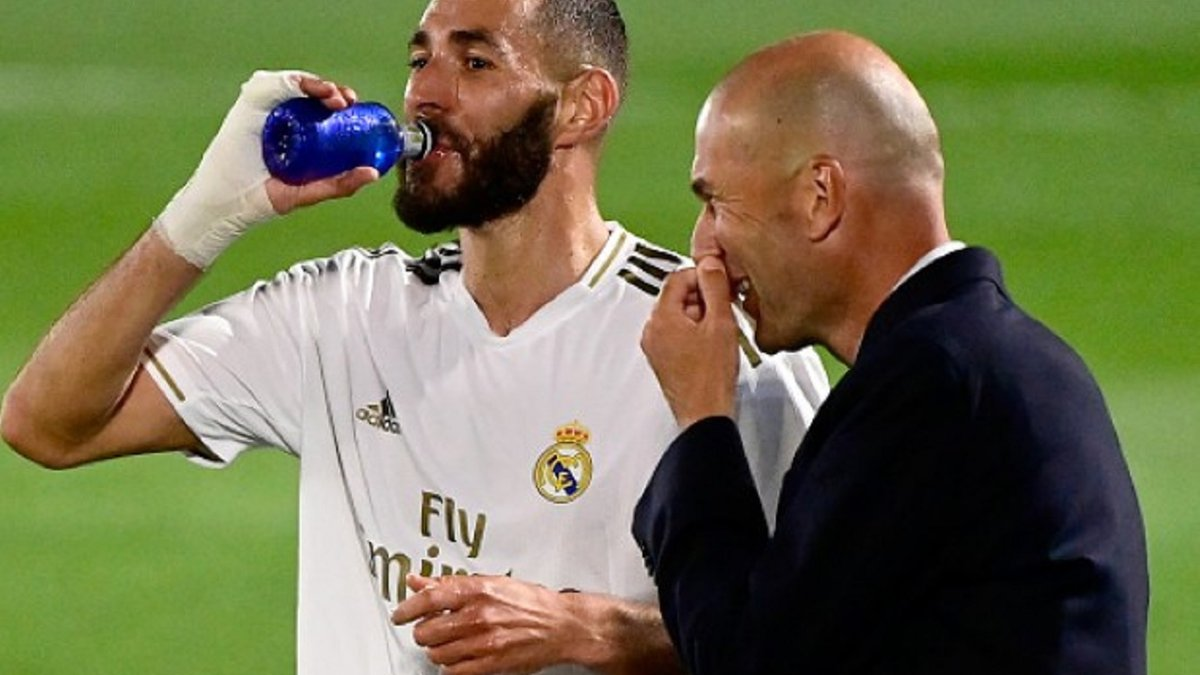 Бензема назвал свой рейтинг лучших игроков – в списке француза только представители Реала