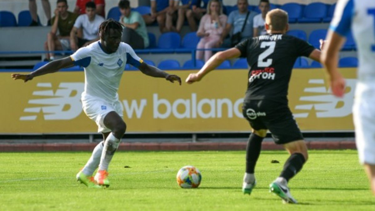 Бенито похвастался ярким дриблингом в матче за молодежку Динамо