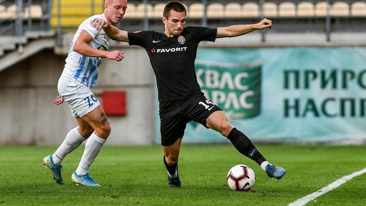 Михайличенко прибыл в Бельгию для подписания контракта с Андерлехтом