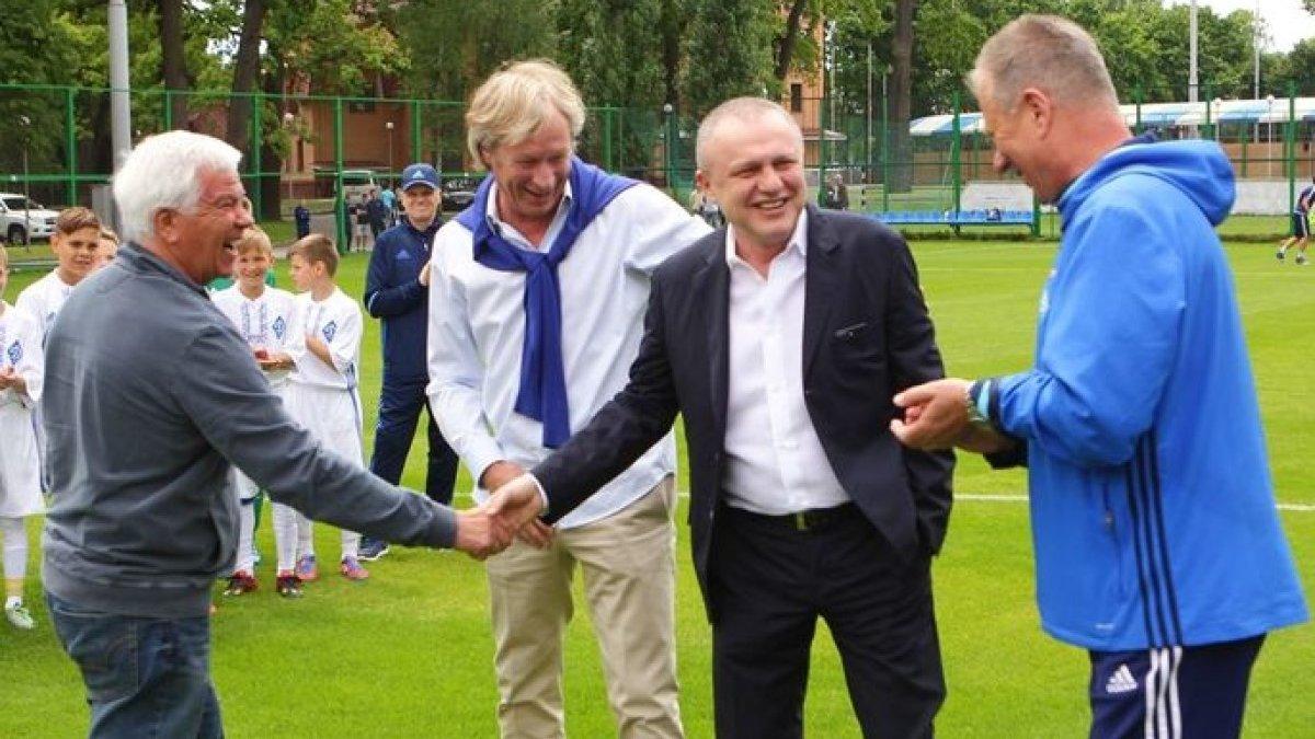 Суркіс: Михайличенко повернеться на посаду спортивного директора Динамо