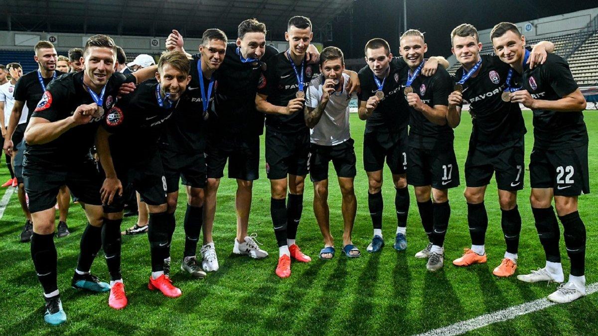 Динамо і Шахтар тотально поступилися Зорі – УПЛ опублікувала символічну збірну сезону