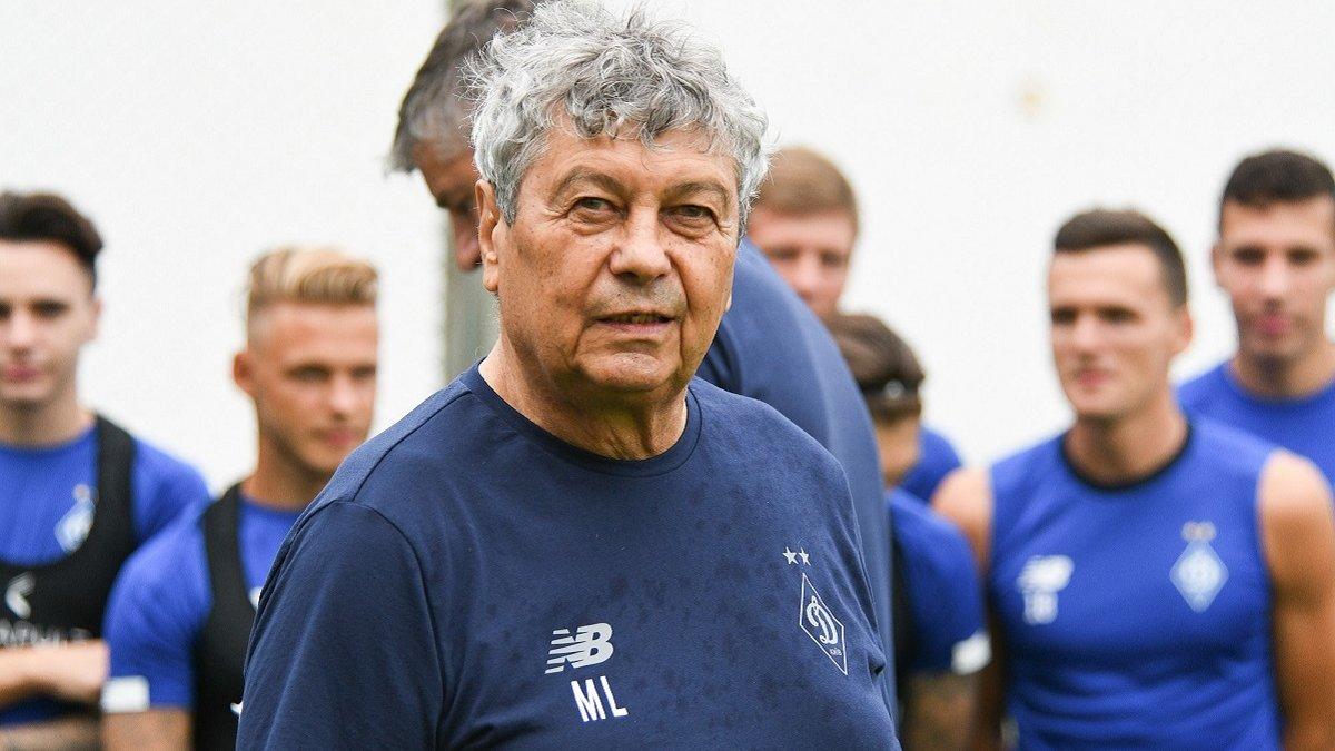 Луческу познакомился с Динамо: курьезный эпизод между румыном и Цитаишвили
