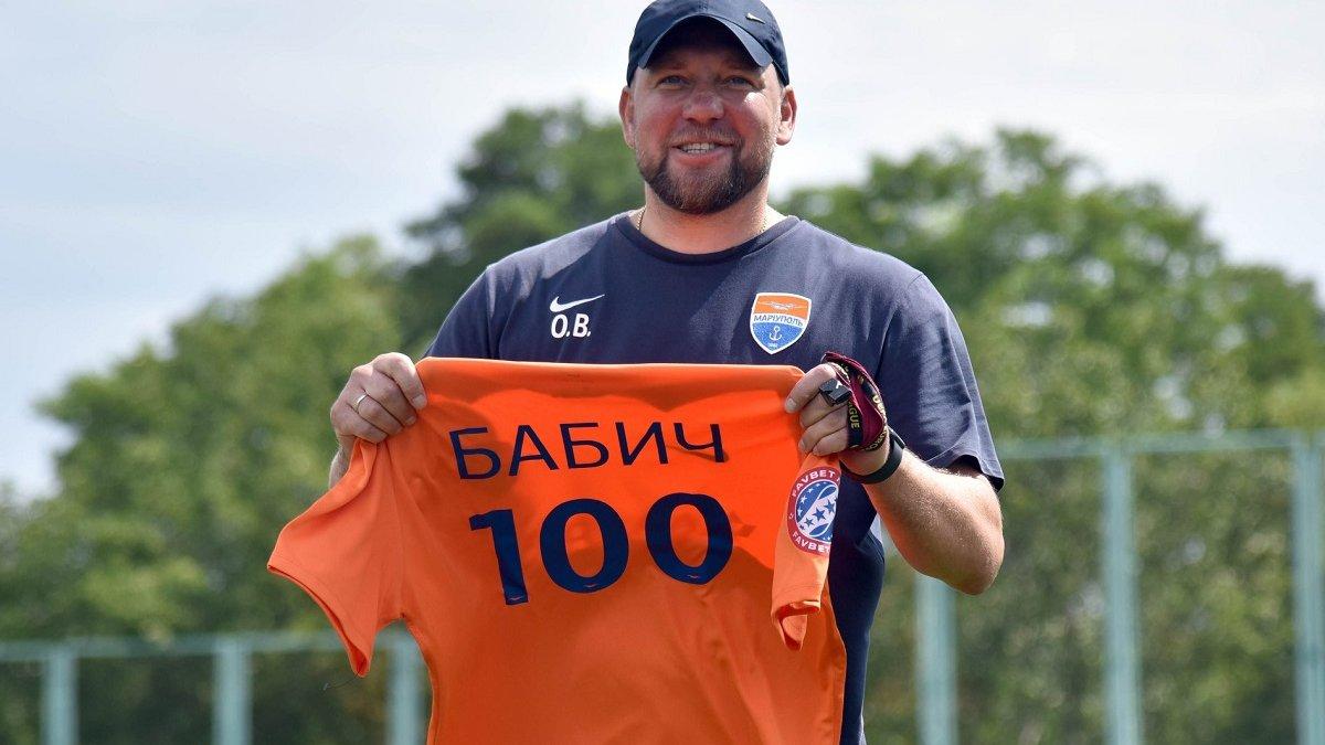 Бабич після звільнення з Маріуполя уже отримав пропозицію з Європи