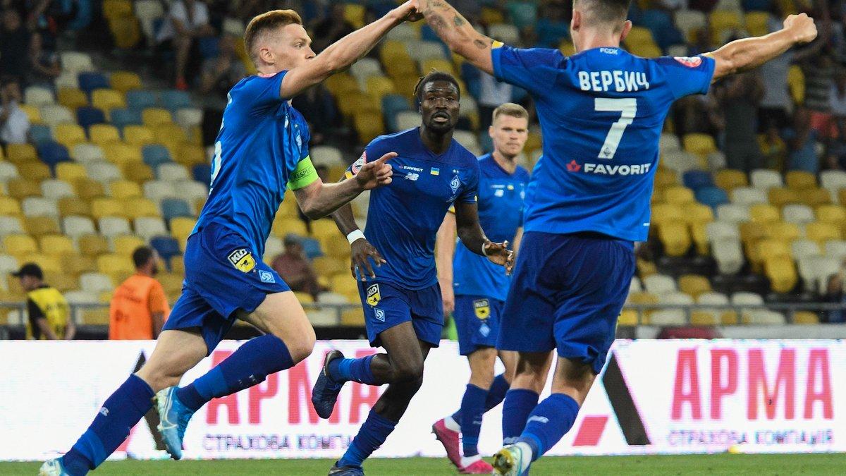 Вербич, Цыганков, Патрик и еще 5 игроков претендуют на звание игрока июля в УПЛ