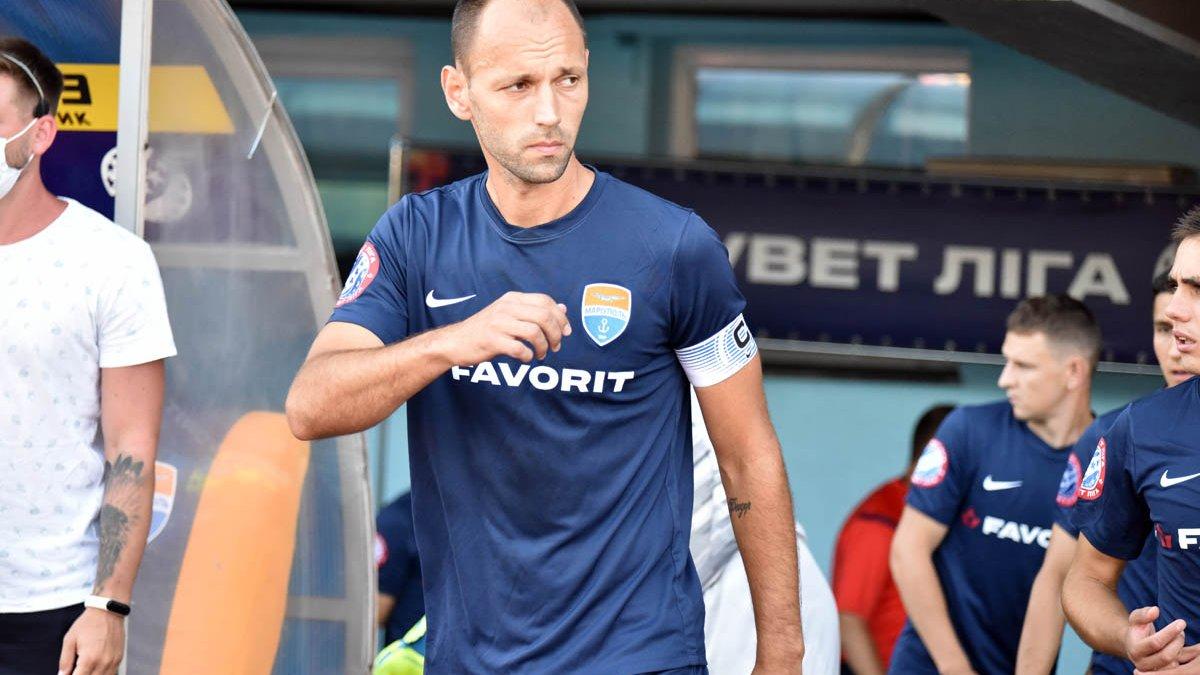 Капитан Мариуполя Яворский покинул клуб – он провел в команде 10 сезонов