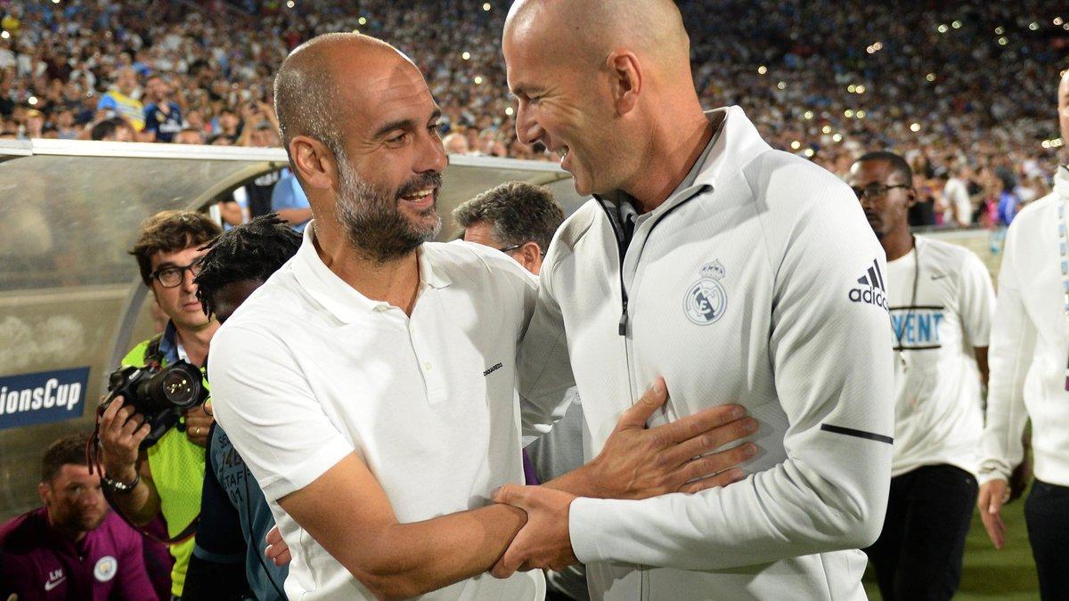 Манчестер Сити – Реал: Гвардиола призвал забыть преимущество своей команды перед боем с мадридцами