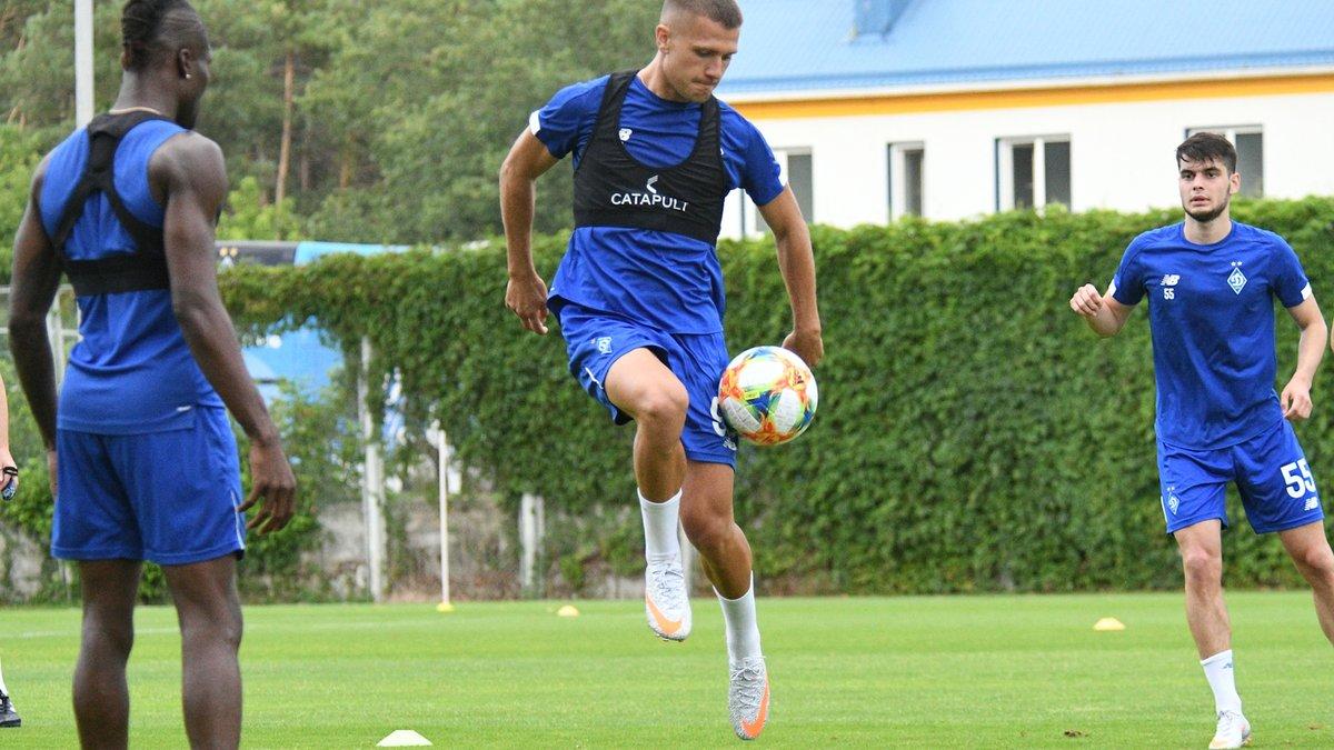 Дуэлунд озвучил цель Динамо на старте сезона