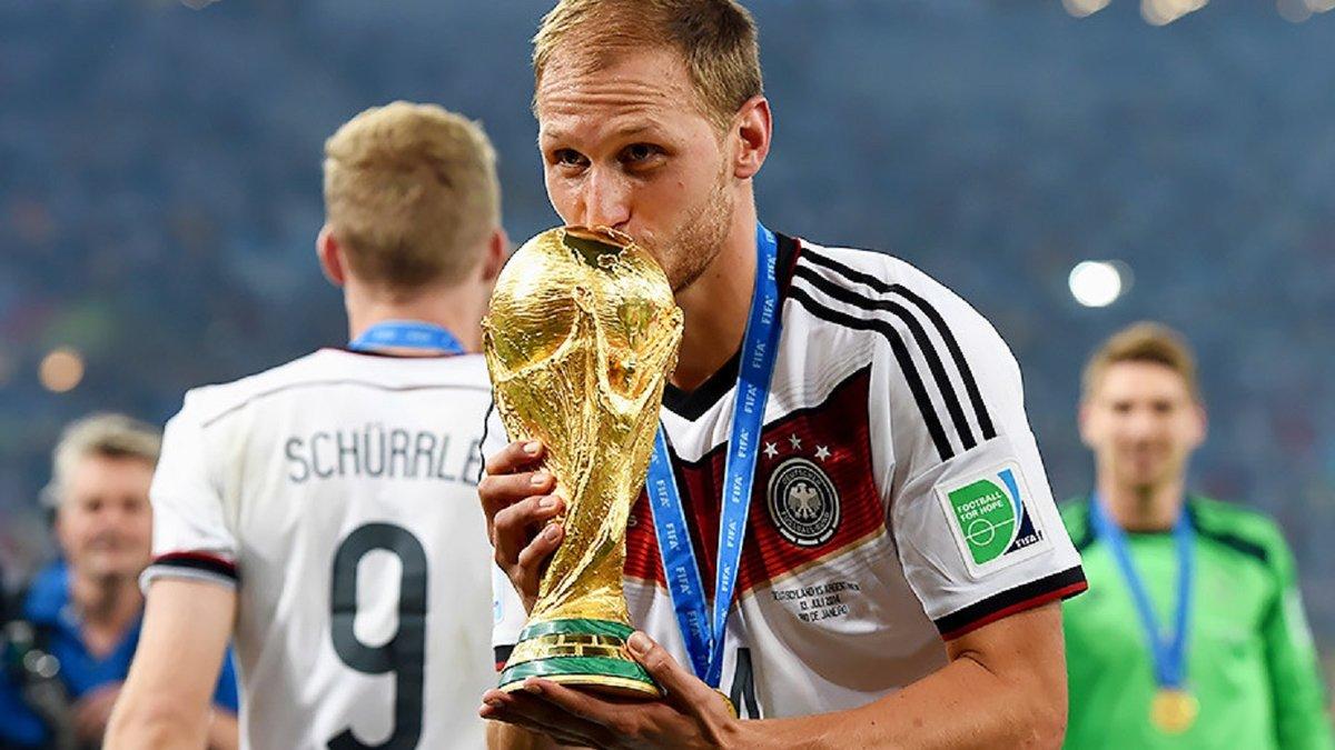Хьоведес оголосив про завершення кар'єри – він ставав чемпіоном світу у складі збірної Німеччини
