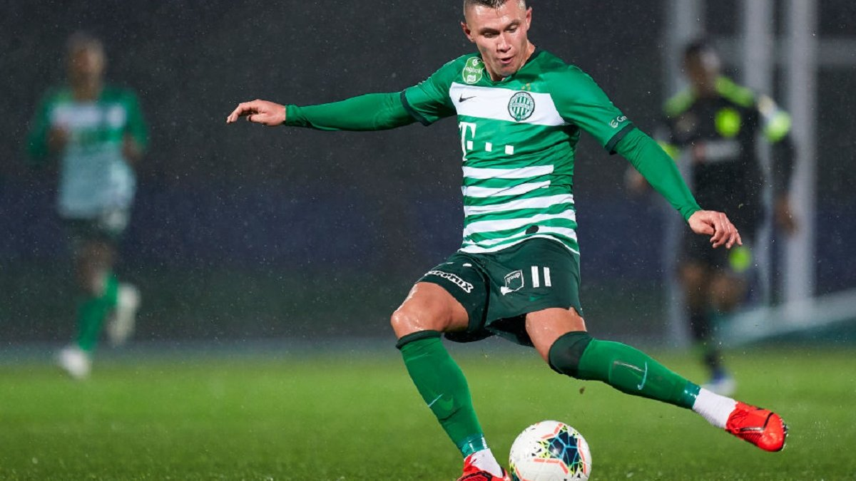 Зубков став найдорожчим гравцем чемпіонату Угорщини – у топ-5 відразу три українці