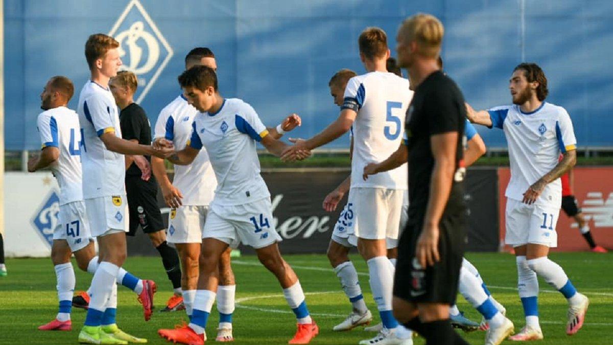 Впевнений дебют Луческу у відеоогляді секретного матчу Динамо – Верес – 3:0