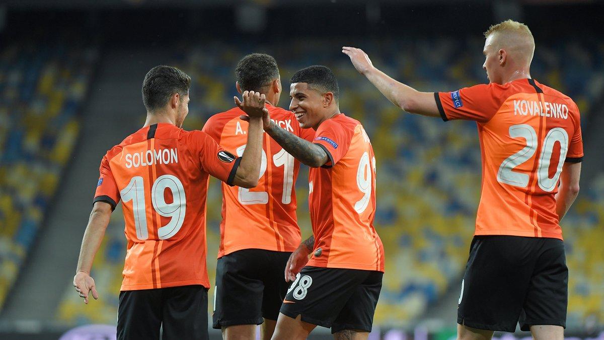 Лига Европы 2019/20: определились все пары 1/4 финала
