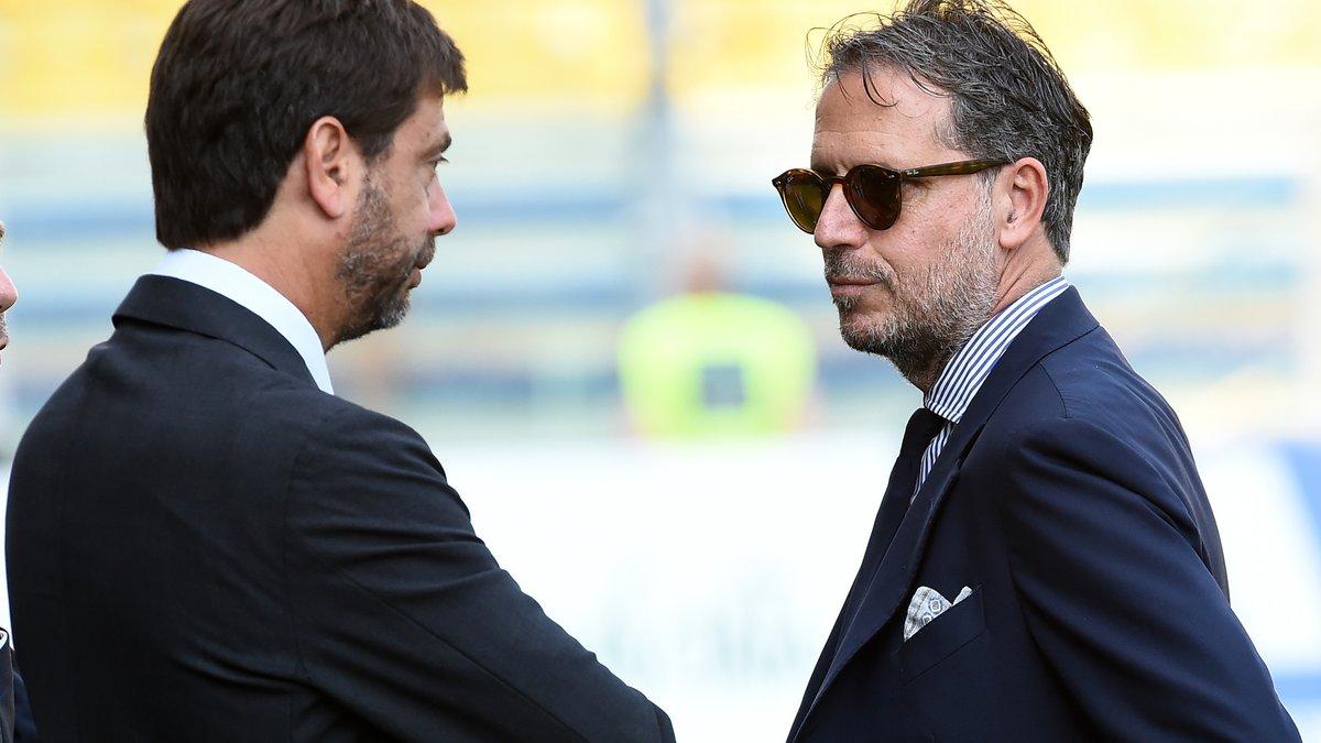Ювентус после отставки Сарри может уволить еще и спортивного директора