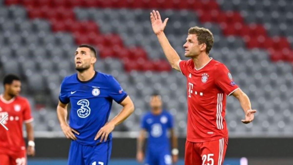 Бавария – Челси: Мюллер повторил историческое достижение в Лиге чемпионов
