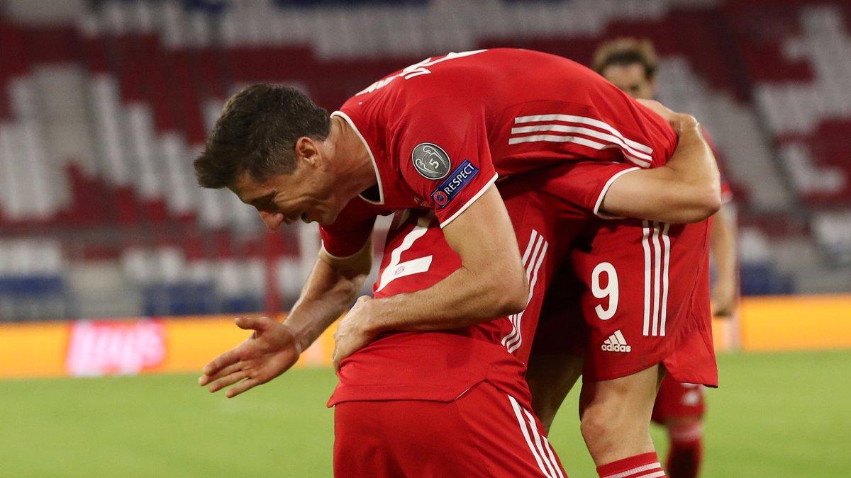 Главные новости 8 августа: Барса и Бавария сформировали окончательный состав 1/4 ЛЧ, Ювентус шокировал сменой тренера