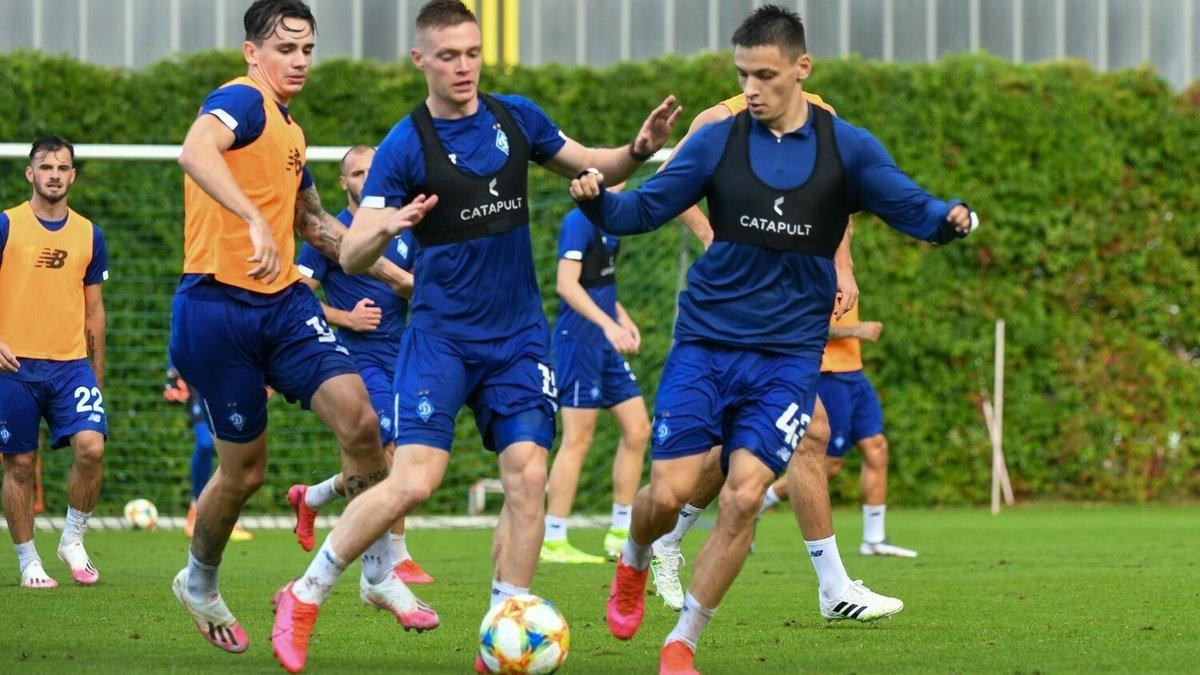 Главные новости футбола 9 августа: COVID-19 поразил Динамо, Луческу нашел форварда, неудачи украинцев в Бельгии