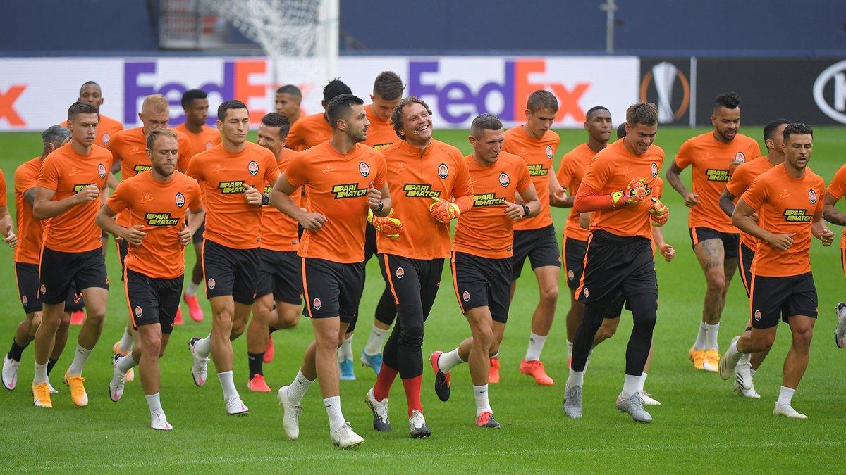 Шахтер – Базель смотреть онлайн – трансляция матча 11.08.2020
