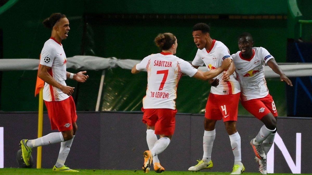 РБ Лейпциг – Атлетико: Нагельсманн и футбол торжествуют, Упамекано и Анхелиньо впечатляют, а Забитцер запугивает Украину