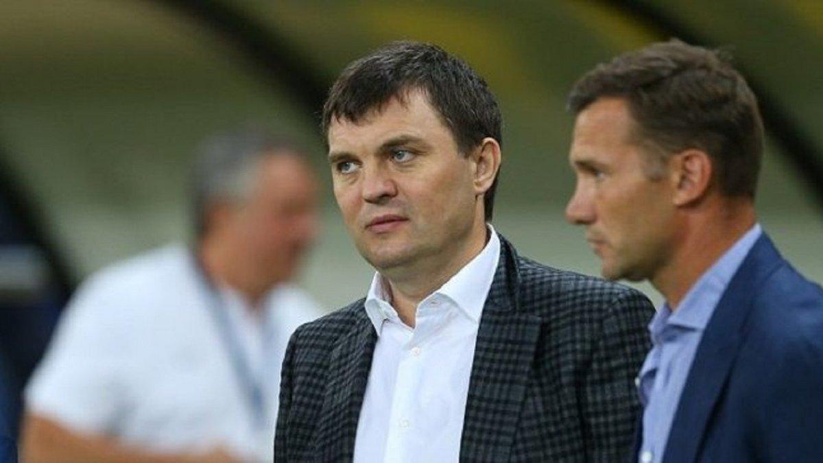 Красников покинет Динамо из-за своего нового проекта, – Цыганык