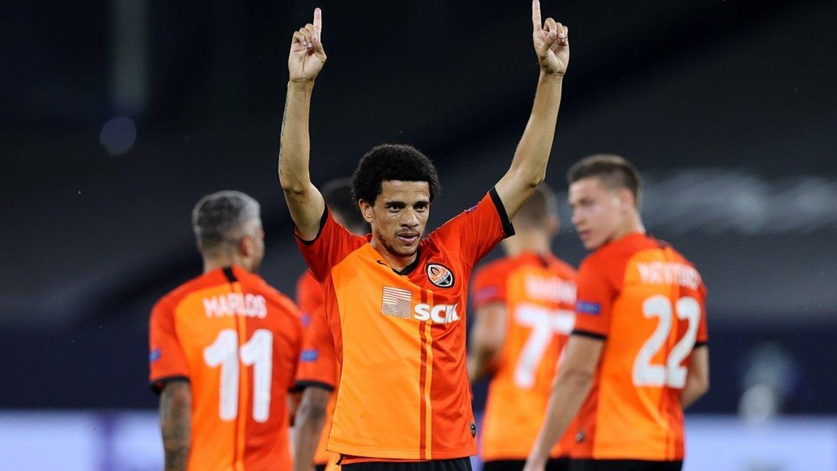 Тайсон претендует на звание лучшего игрока 1/4 финала Лиги Европы