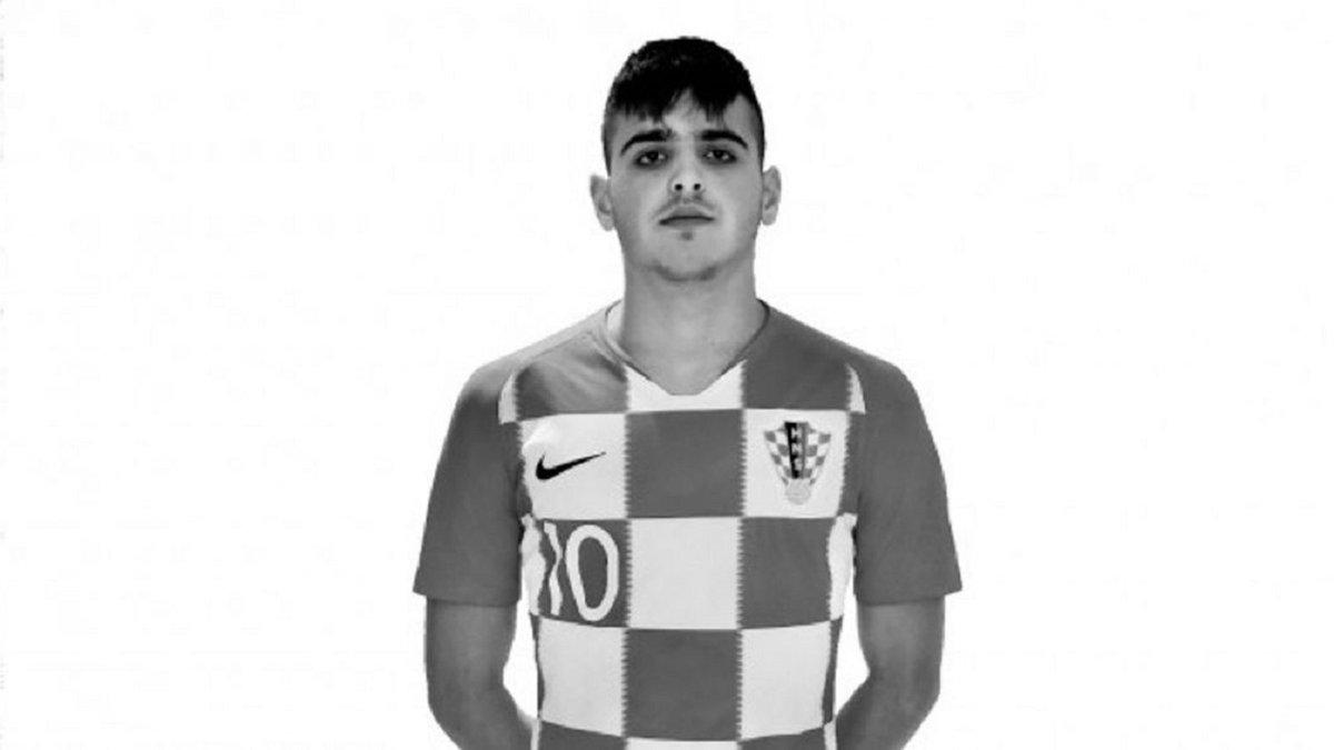 Игрок сборной Хорватии умер в юном возрасте, попав под поезд