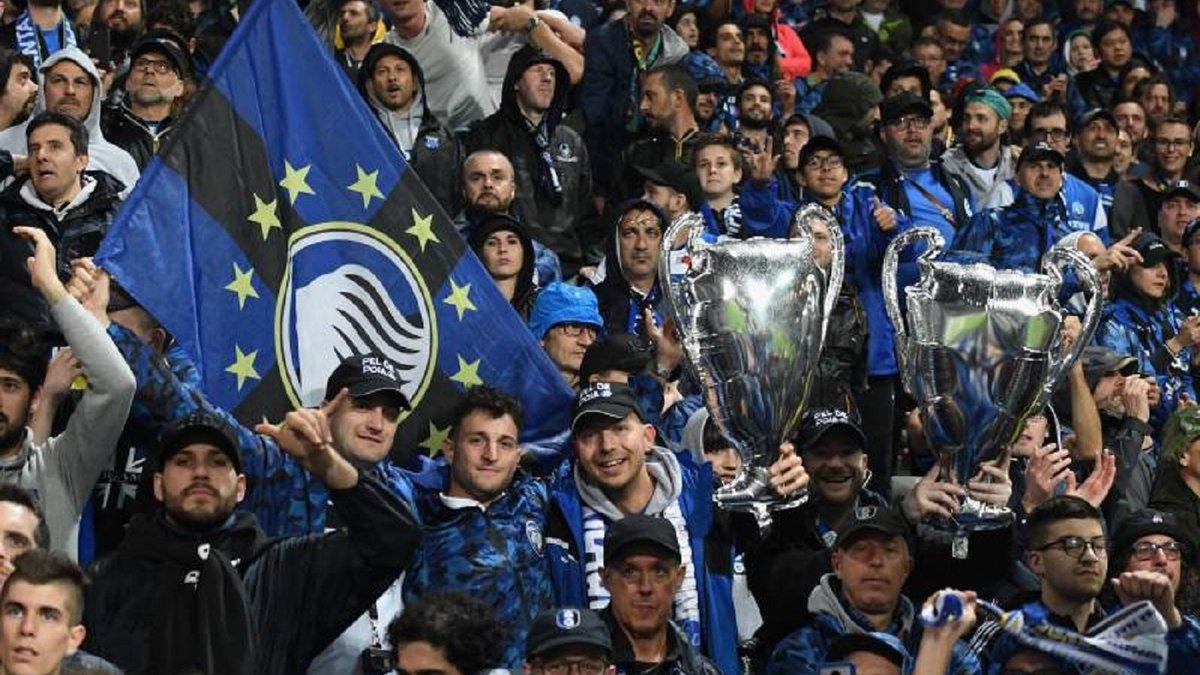 Малиновский вернулся в Бергамо – фанаты Аталанты встретили свою команду как героев