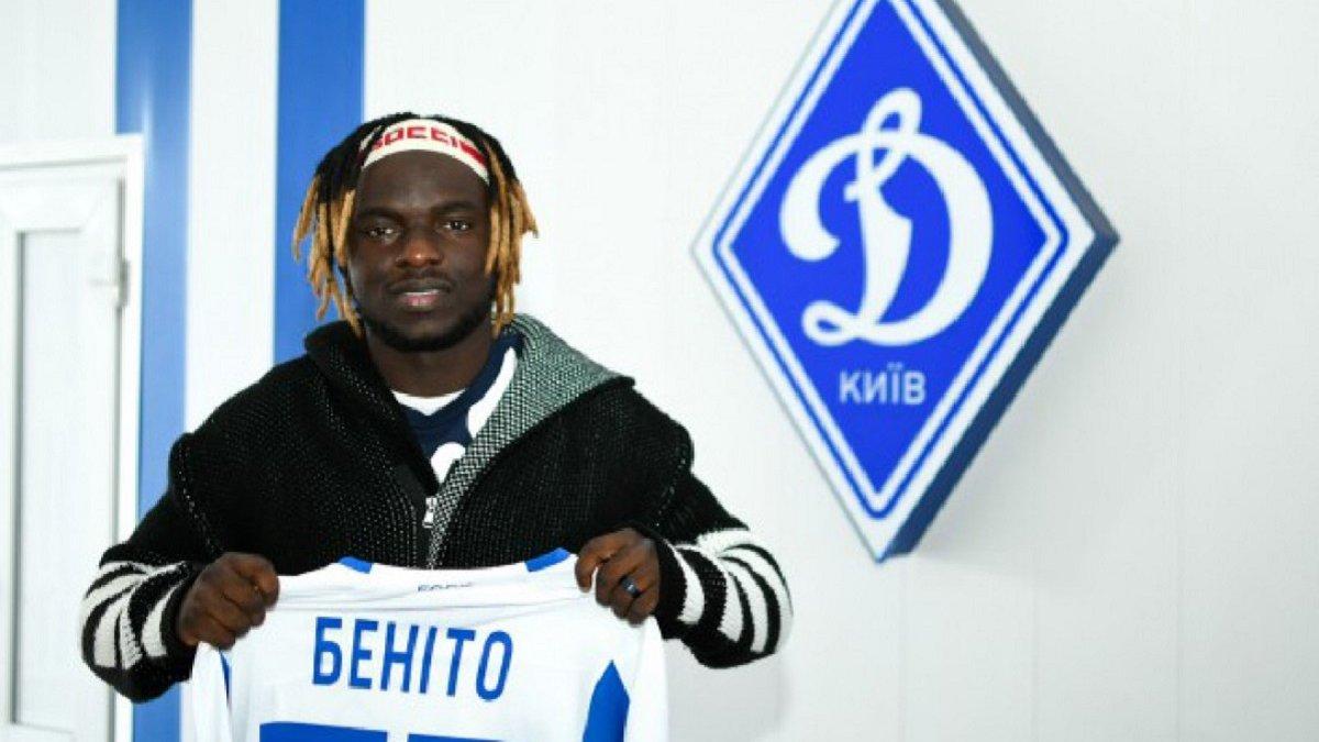 Беніто пропустив спаринги Динамо – відома причина