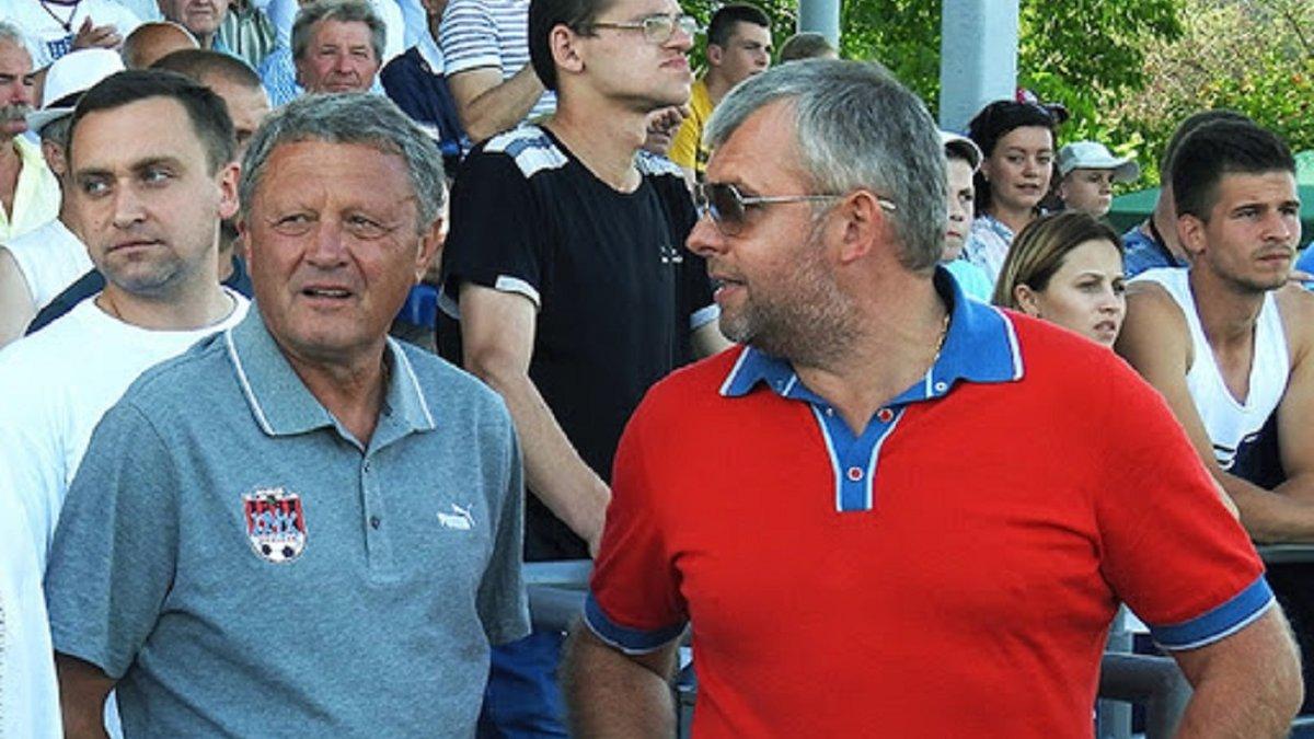Маркевич оголосив про завершення співпраці з Рухом