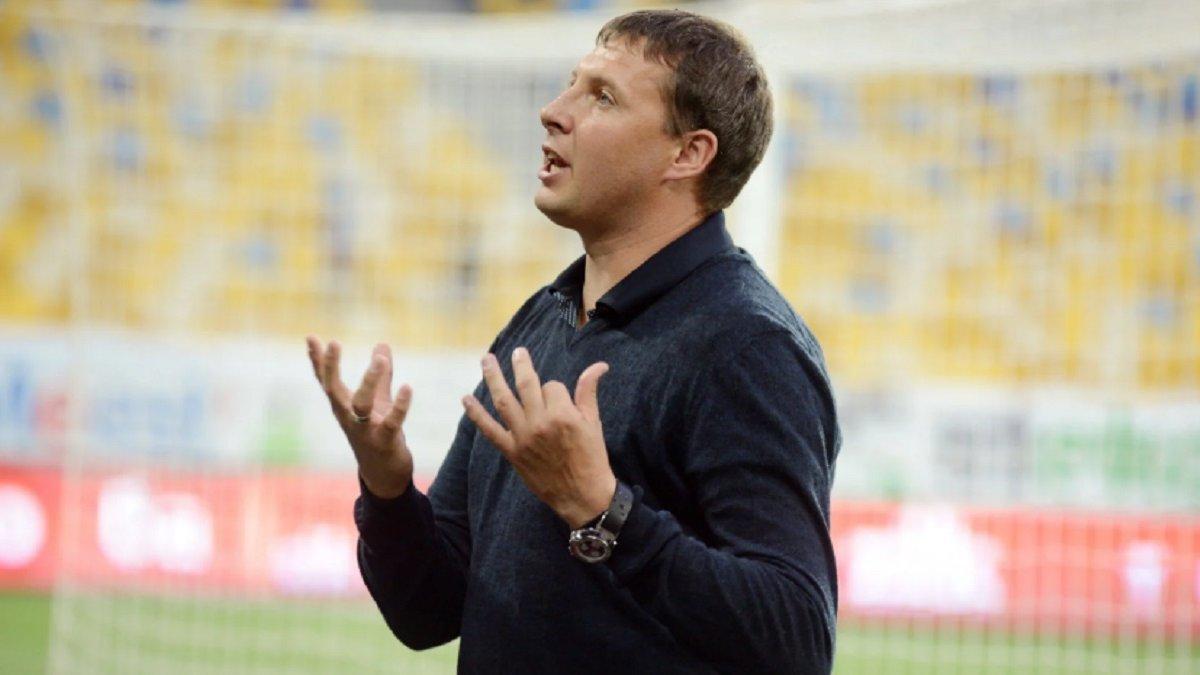 Волинь звільнить Тлумака з посади головного тренера, – ЗМІ