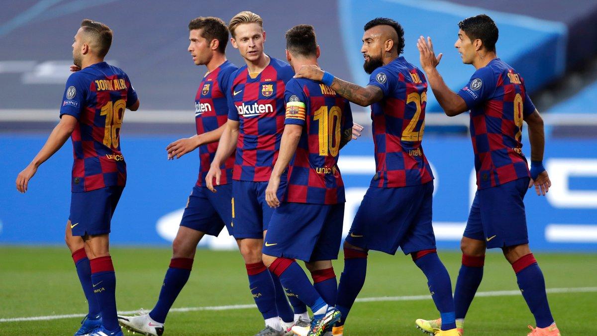 Барселона – Баварія: Сетьєн виставив найстарший склад в історії клубу у Лізі чемпіонів
