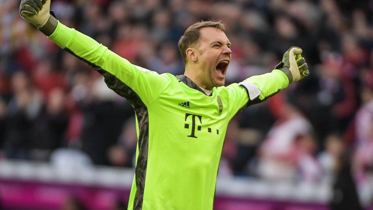 Нойер посочувствовал тер Штегену после разгрома в Лиге чемпионов