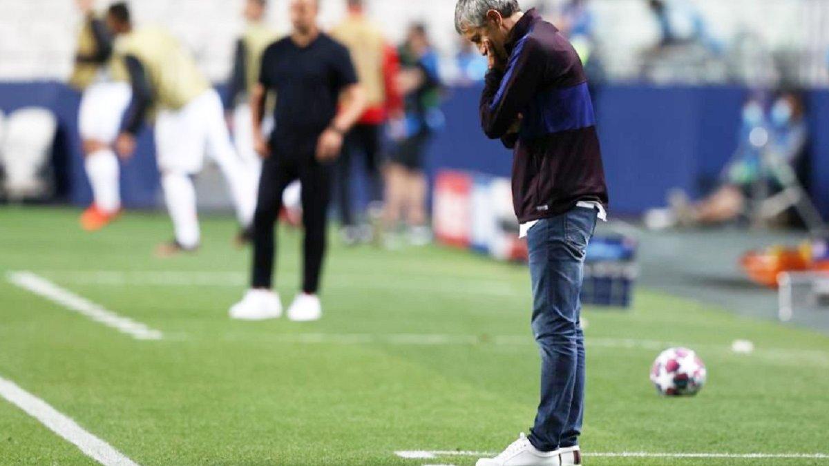 Барселона уволит Сетьена и определилась с потенциальными кандидатами, – Marca