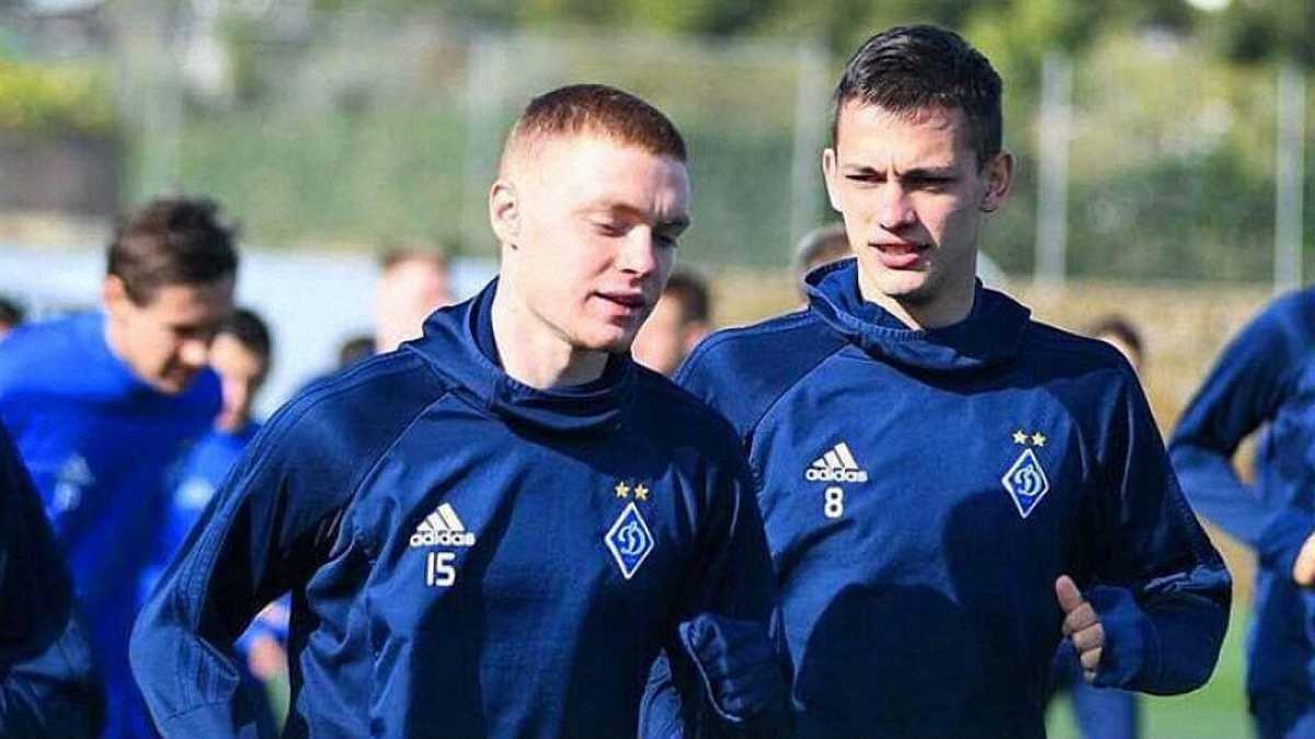 Циганков та Шепелєв тренуються індивідуально перед спарингом Динамо