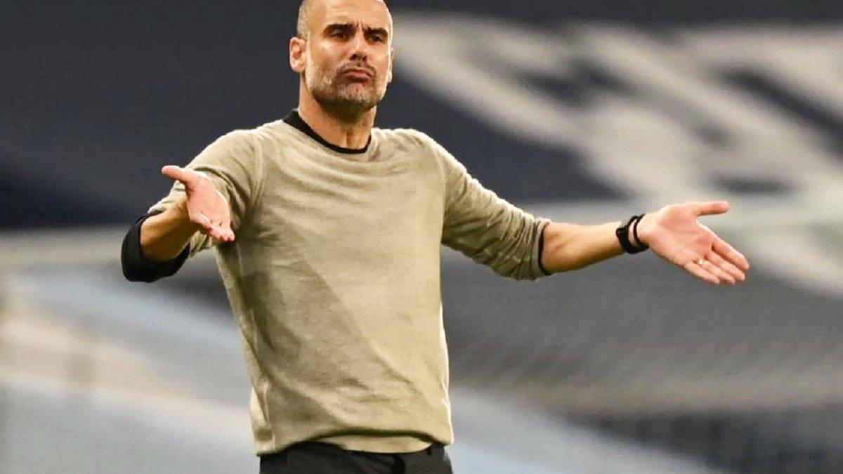 Манчестер Сіті – Ліон: Гвардіола розсипався у компліментах майбутньому супернику