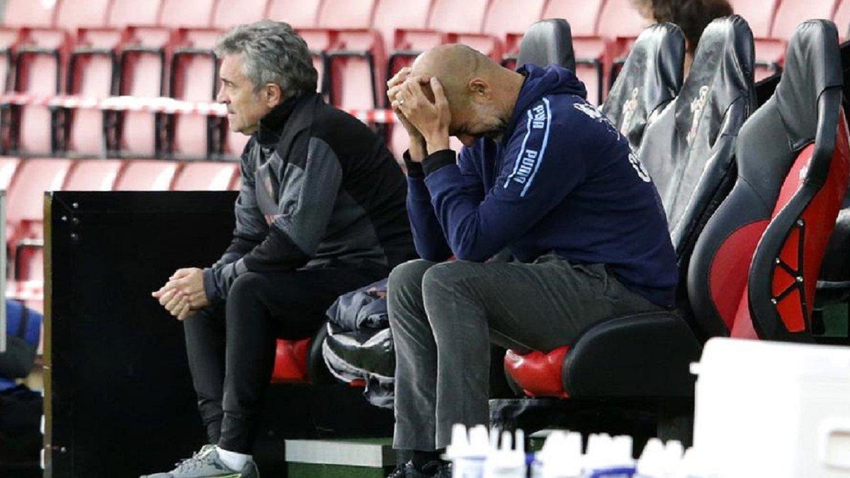 Манчестер Сіті – Ліон: Гвардіола не визнає, що помилився з тактикою на матч Ліги чемпіонів