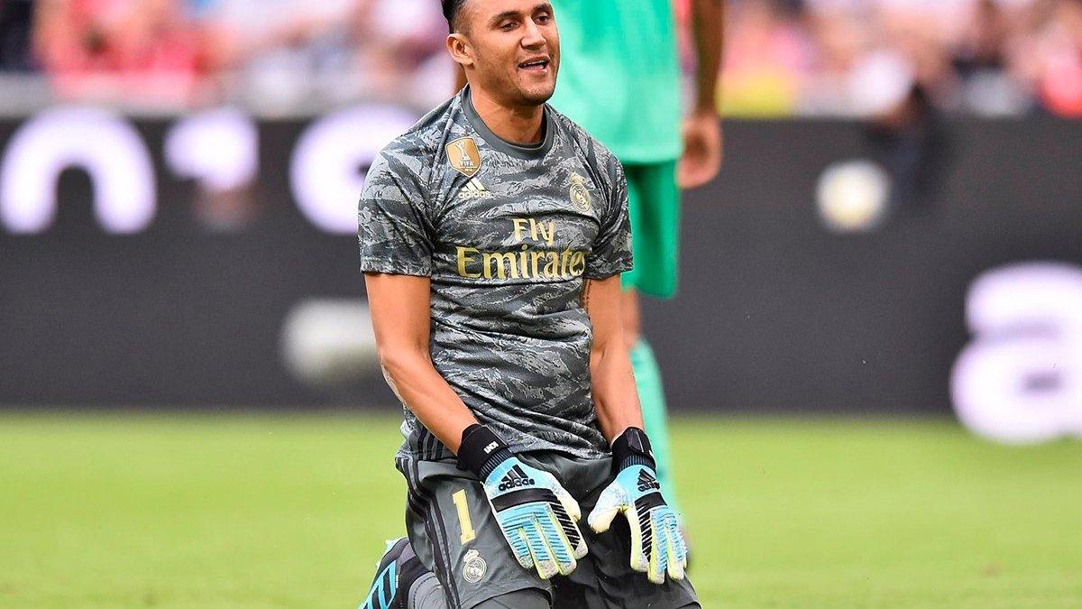 РБ Лейпциг – ПСЖ: Навас не поможет французам в полуфинале Лиги чемпионов