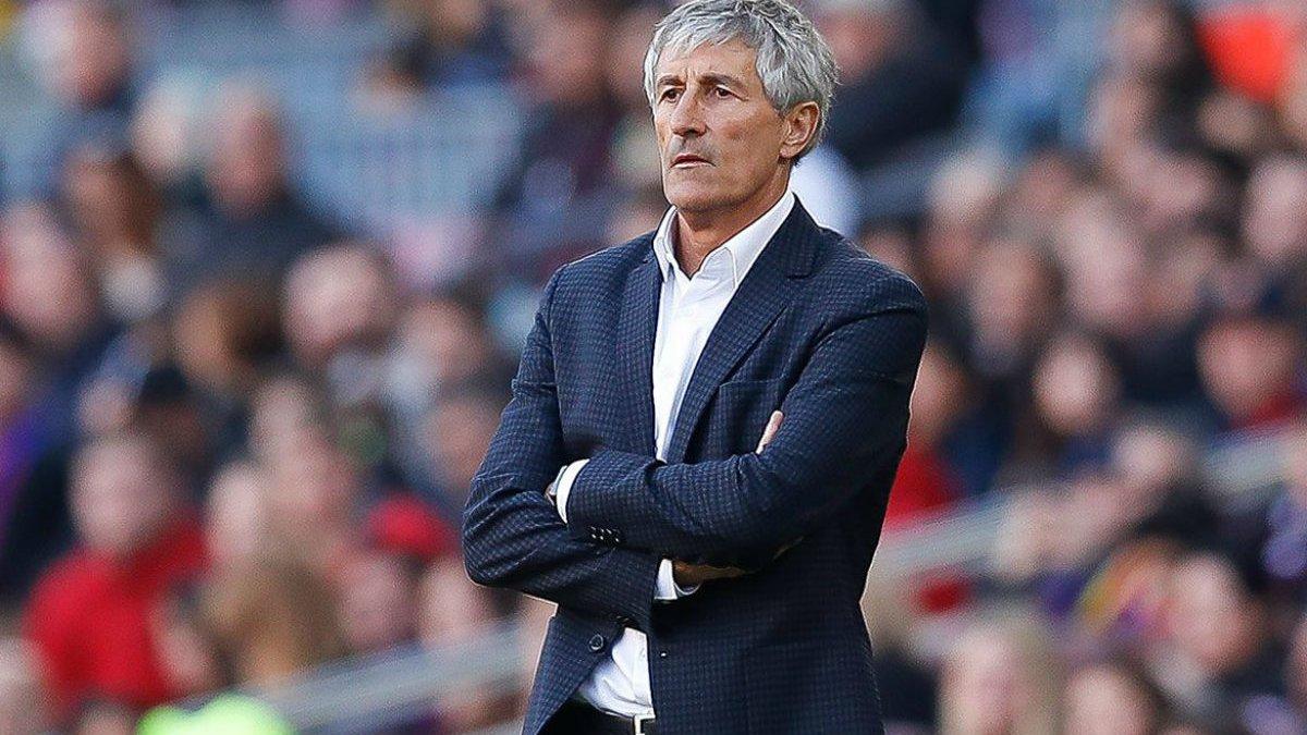 Бартомеу заявил об увольнении Сетьена из Барселоны