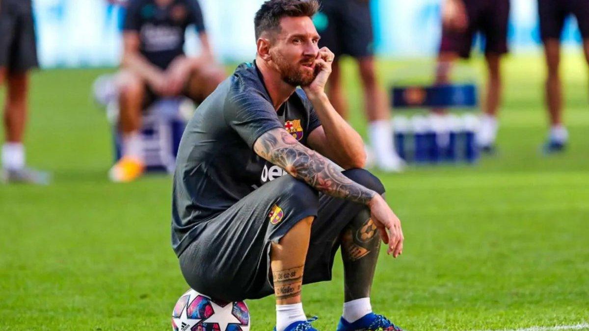 Барселона відреагувала на інформацію про бажання Мессі покинути клуб