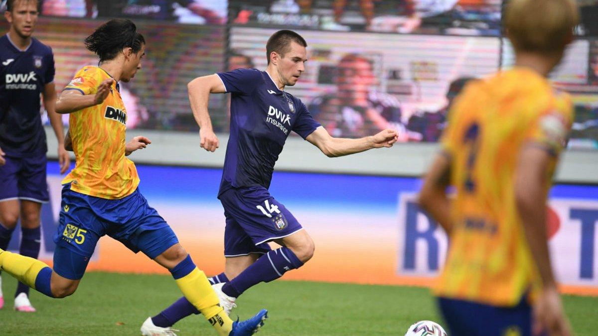 Михайліченко став найкращим гравцем свого дебютного матчу в Бельгії – екс-динамівець забив супергол