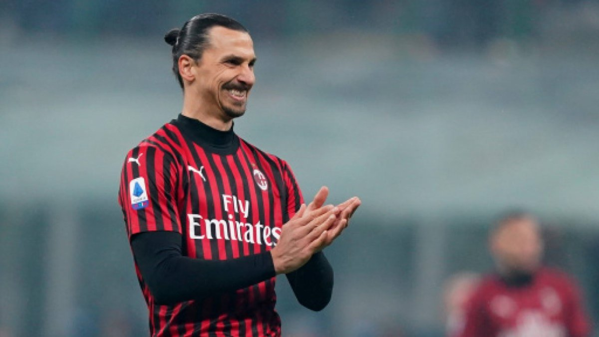 Ибрагимович не может договориться с Миланом относительно нового контракта – швед требует солидную зарплату