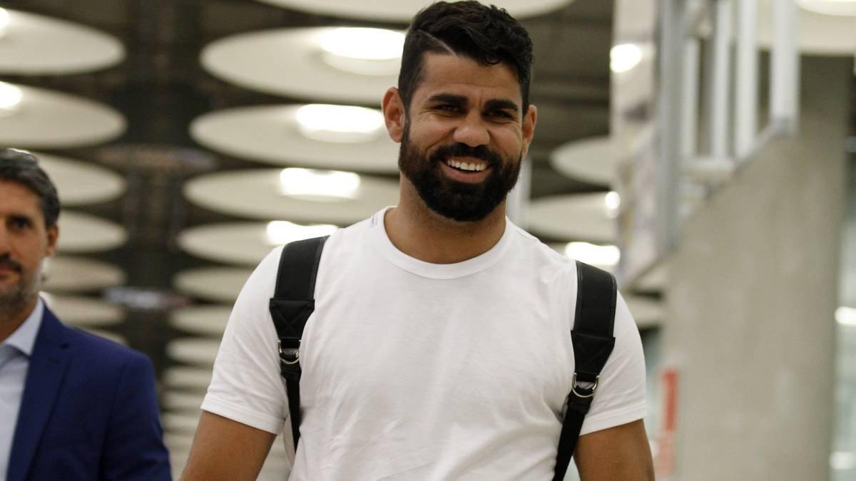 Дієго Коста вирішив покинути Атлетіко – форвард хоче продовжити кар'єру у Серії А