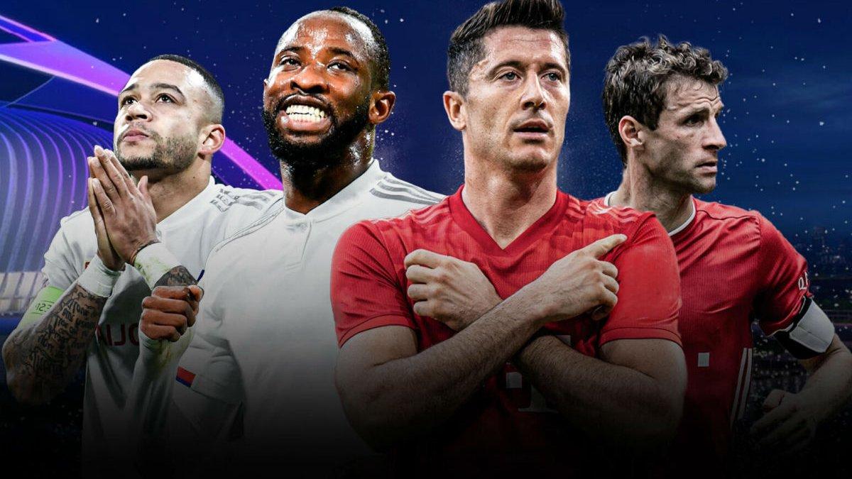 Ліон – Баварія: анонс матчу 1/2 фіналу Ліги чемпіонів