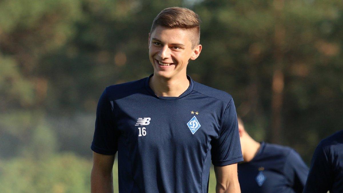 Представник Миколенка підтвердив контакти з Ювентусом щодо захисника Динамо