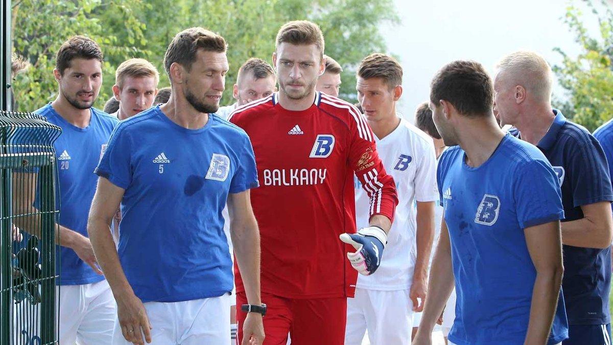 Клуб Першої ліги знявся з розіграшу чемпіонату України