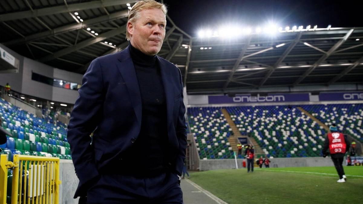 Сборная Нидерландов назвала нового тренера – официальное заявление соперника Украины после ухода Кумана в Барселону