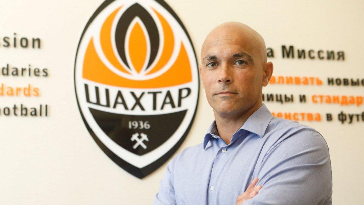 Тренер Шахтаря очолив молодіжну збірну екзотичної країни