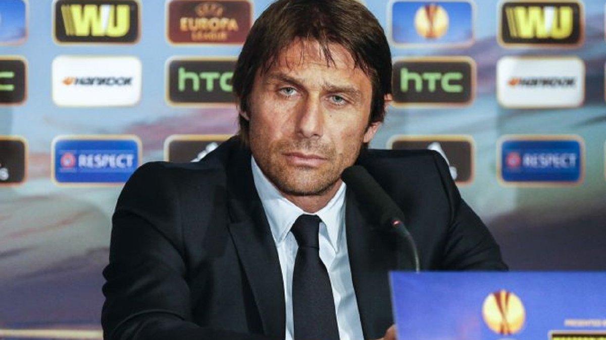 """""""Слова """"страх"""" немає у моєму словнику"""": Конте готовий зупиняти Севілью у фіналі Ліги Європи"""