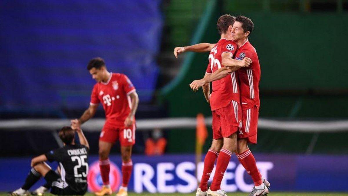 Бавария возглавила рейтинг УЕФА – доминация Испании в топ-10